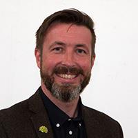Councillor Ben Price
